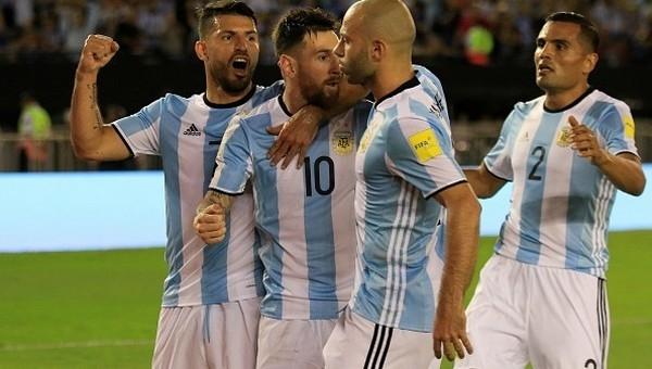 Arjantin 1-0 Şili maç özeti ve golleri (Arjantin Şili İddaa maç sonucu)
