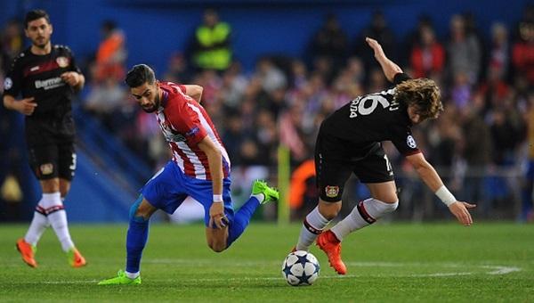 Atletico Madrid 0-0 Bayer Leverkusen maçı özeti