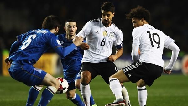 Azerbaycan 1-4 Almanya maç özeti ve golleri