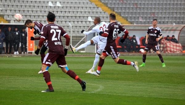 Bandırmaspor 1-2 Elazığspor maç özeti ve golleri