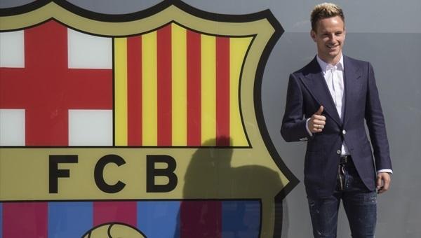 Barcelona Hırvat yıldızla sözleşme imzaladı