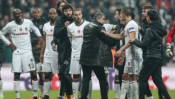 Beşiktaş'a çeyrek final öncesi fikstür müjdesi