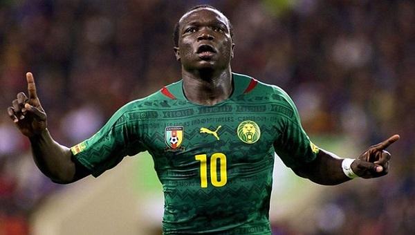 Beşiktaşlı Aboubakar'dan Tunus - Kamerun maçında Ibrahimovic golü (İZLE)