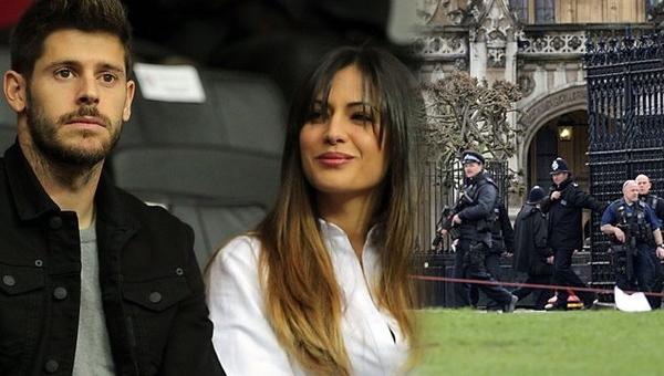 Beşiktaşlı kaleci Fabri, Londra'daki terör saldırısından son anda kurtuldu