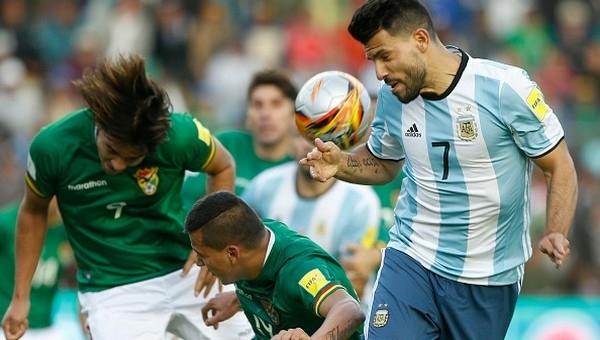 Bolivya 2-0 Arjantin maç özeti ve golleri (Bolivya Arjantin İddaa maç sonucu)
