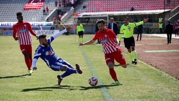 Boluspor 2-2 Eskişehirspor maç özeti ve golleri (Bolu Eskişehir iddaa maç sonucu)