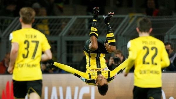 Borussia Dortmund 1-0 Ingolstadt maçı özeti ve golü