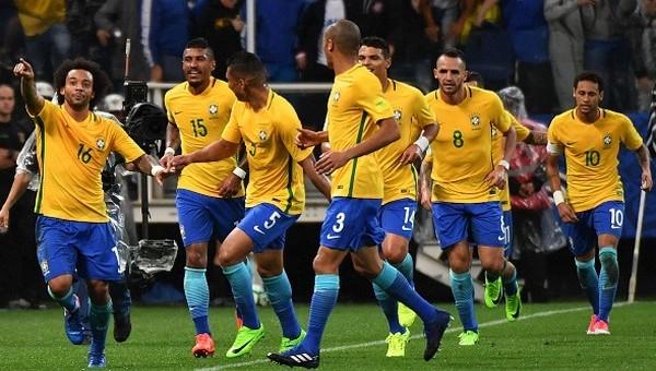 Brezilya 3-0 Paraguay maç özeti ve golleri (Brezilya Paraguay İddaa maç sonucu)