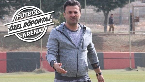 Bülent Uygun'dan FutbolArena'ya özel röportaj