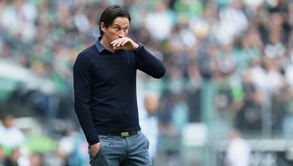 Bundesliga'da teknik direktör değişimi
