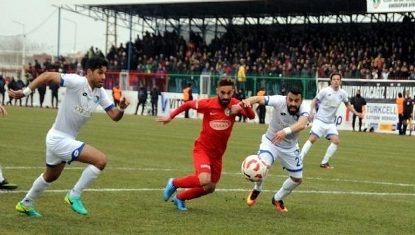Büyükçekmece Tepecikspor 1-2 BB Erzurumspor maç özeti ve golleri