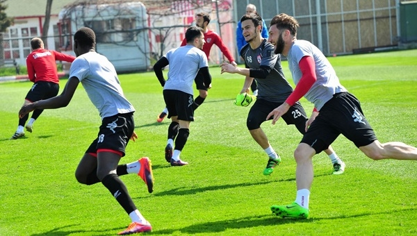 Büyükşehir Gaziantepspor maçında bir ilk daha gelecek mi? - Samsunspor Haberleri