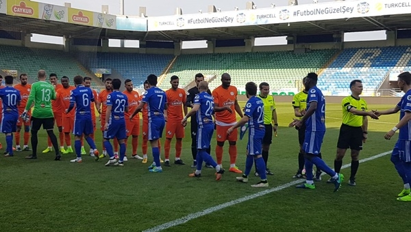 Çaykur Rizespor - Dinamo Batumi maçı özeti ve golleri