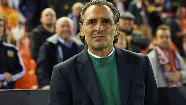 Cesare Prandelli'den itiraf!