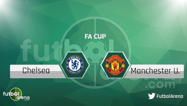 Chelsea Manchester United maçı saat kaçta, hangi kanalda? Şifresiz izle