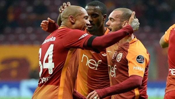 De Jong'tan Sneijder'e: