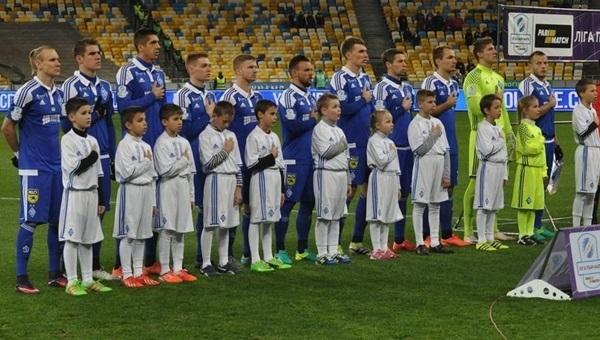 Dinamo Kiev'e ağır eleştiri 'Büyük takımın rezil futbolcuları'