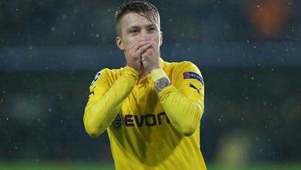 Dortmund'da Reus yine sakatlandı