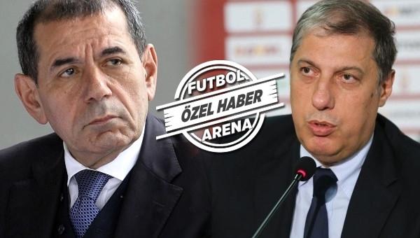 Dursun Özbek'ten Levent Nazifoğlu'na uyarı!
