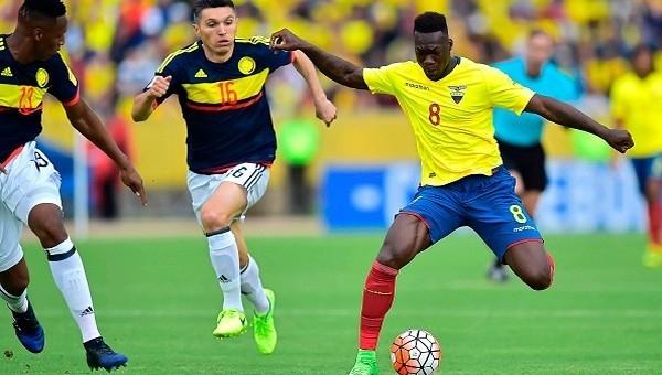 Ekvador 0-2 Kolombiya maç özeti ve golleri (Ekvador Kolombiya İddaa maç sonucu)