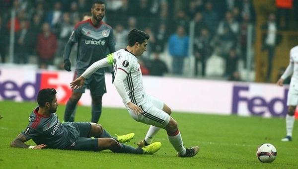 Fabri ve Necip Uysal'dan Beşiktaş taraftarına büyük övgü