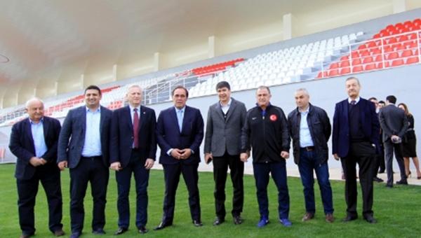Fatih Terim'den Antalyaspor'a övgü
