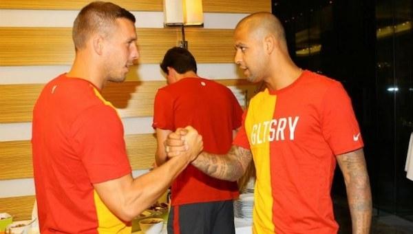 Felipe Melo'dan Fenerbahçe'ye küfür!