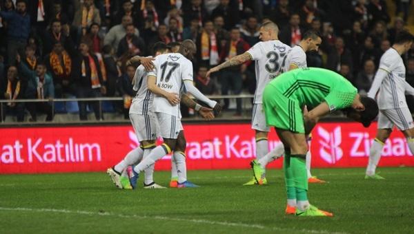 Fenerbahçe gol sorununu çözdü