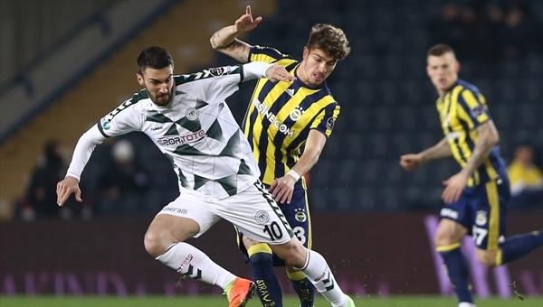 Fenerbahçe maç çeviremiyor