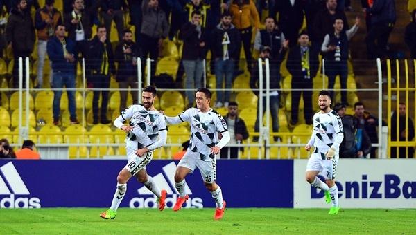 Fenerbahçe, Riad Bajic'i durduramadı