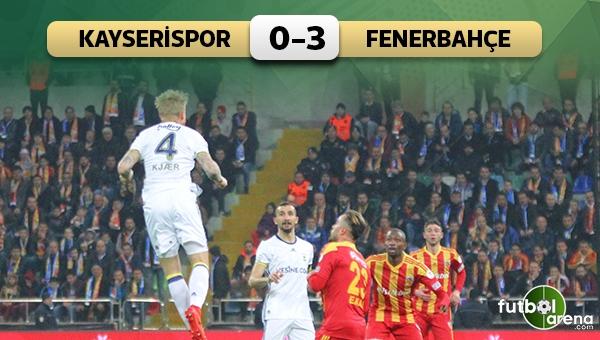 Fenerbahçe turu araladı!