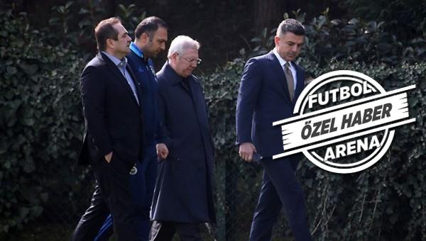 Fenerbahçe yönetiminden sürpriz karar