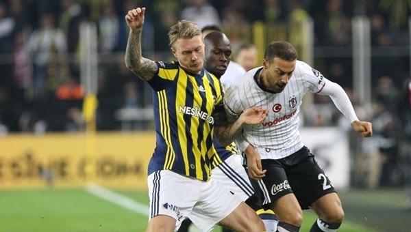Fenerbahçe'de Simon Kjaer üzüntüsü