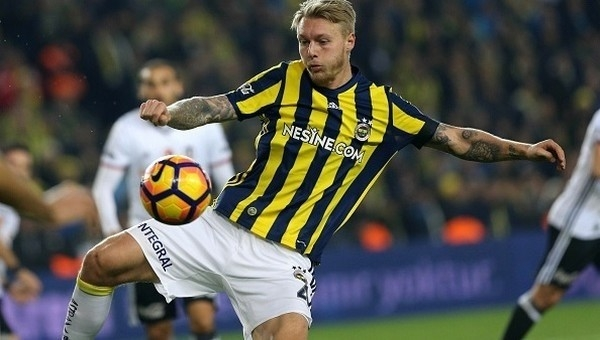 Fenerbahçe'den Simon Kjaer tepkisi