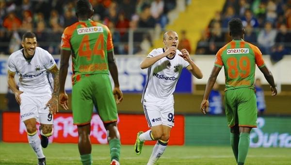 Fenerbahçe'nin 2 gol geriden gelerek kazandığı son maç