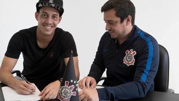 Fenerbahçe'nin transfer edemediği Rodriguinho'da mutlu son