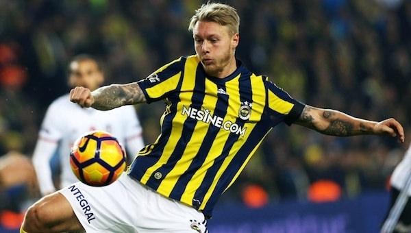 Fenerbahçe'ye Simon Kjaer'den kötü haber!