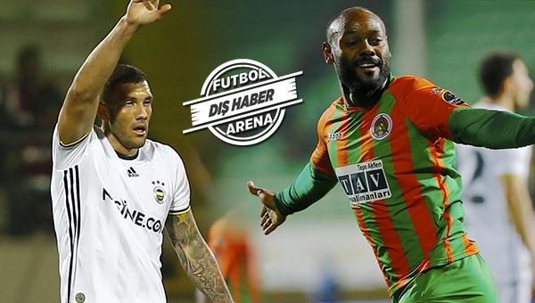 Fernandao ve Vagner Love'un golleri Brezilya basınında