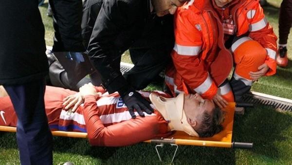 Fernando Torres'ten sakatlığıyla ilgili açıklama