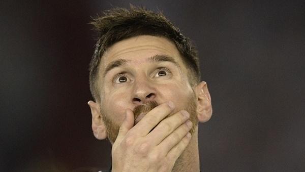 FLAŞ! FIFA'dan Messi'ye ağır ceza!