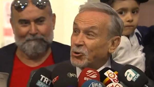 Galatasaray yöneticisi Cengiz Özyalçın'dan Antalyaspor maçı sonrası flaş sözler
