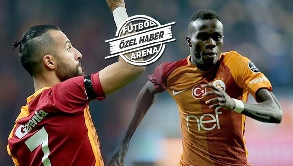 Galatasaray'dan Yasin Öztekin ve Bruma kararı