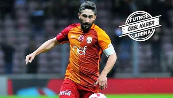 Galatasaray yönetiminin Sabri Sarıoğlu'na yapacağı teklif