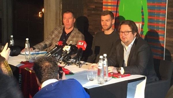 Galatasaray'a gelmedi, Belçika'ya gitti