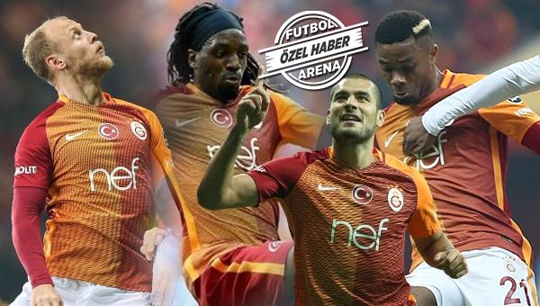 Galatasaray'da 2 sakatlık daha!