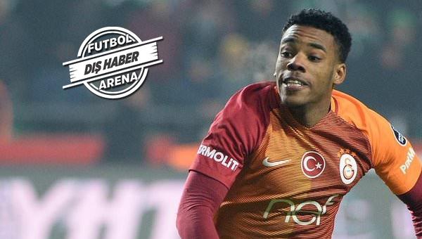 Garry Rodrigues: 'Türkiye'nin en büyük kulübü Galatasaray'