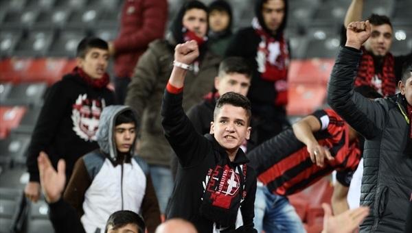 Gaziantepspor 0-2 Kasımpaşa maçı özeti ve golleri