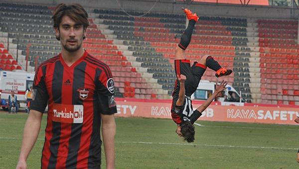 Gaziantepspor'da gençler formayı unuttu