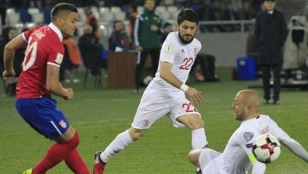Gürcistan - Letonya hazırlık maçı CANLI İZLE