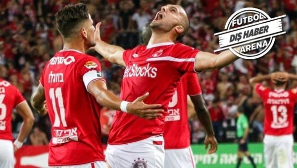 Hapoel'in yıldızından flaş sözler: 'Beşiktaş final oynar'